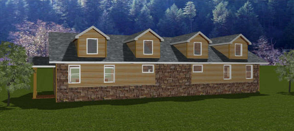 The focus of these self-contained cabins is to bring more tourists into the region on a year-round basis and to have them spend money in Illinois communities. Some will invest in the communities by purchasing land, building their own cabins/homes, and starting new businesses, along with other development, Gary Harpole said.