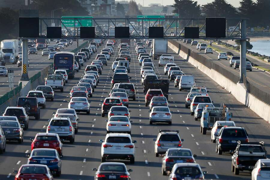 Highways to hell: Bay Area's worst commutes ranked by MTC