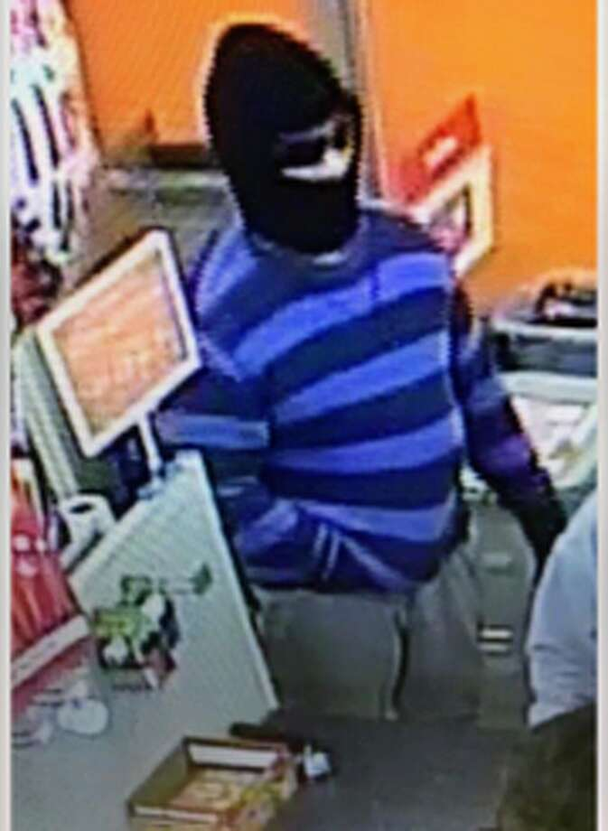 A surveillence photo of the person West Haven Police said robbed Family Dollar on Captain Thomas Boulevard in West Haven.
