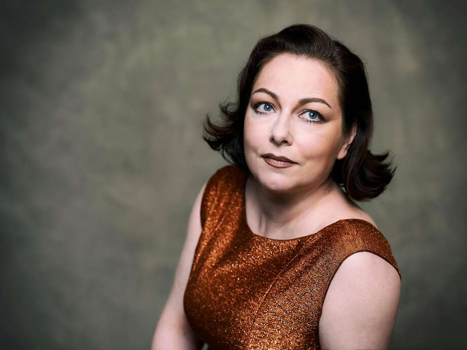 Dorothea Röschmann will sing at UC Berkeley and Sonoma State. Photo: Harald Hoffmann