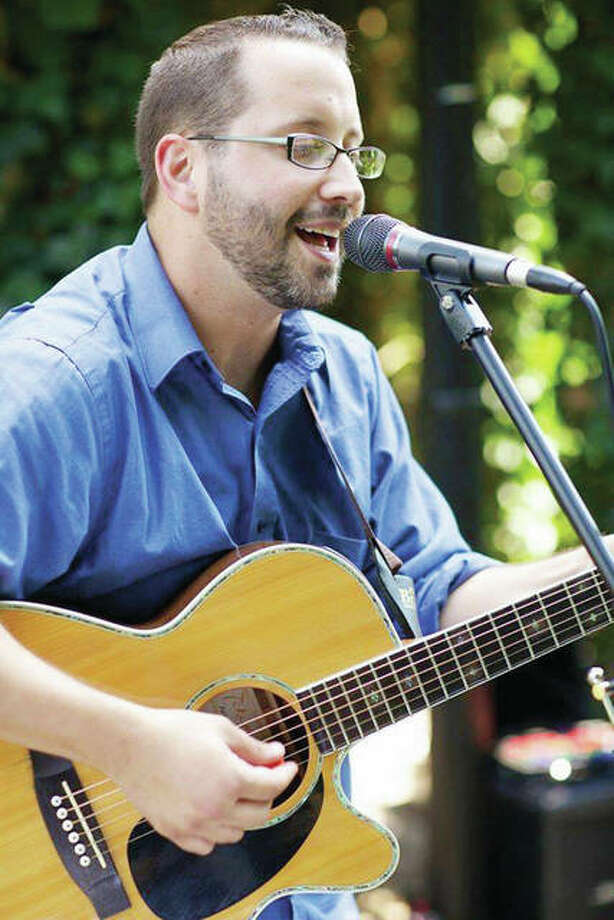 Jeff Newman and friends will perform Friday at Our Town Books during the Imagine Foundation's first First Friday event. Photo: Submitted Photo
