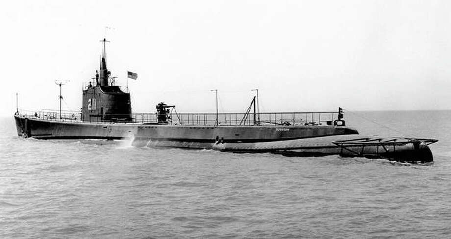 The submarine USS Gudgeon was the first of four American submarines ordered to conduct unrestricted warfare along the coast of Kyushu and Shikoku in the Japanese islands.