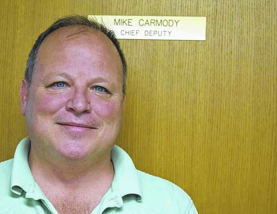 Morgan County Chief Deputy Mike Carmody plans to run for sheriff. Sheriff Randy Duvendack announced last week that he would not seek another term.