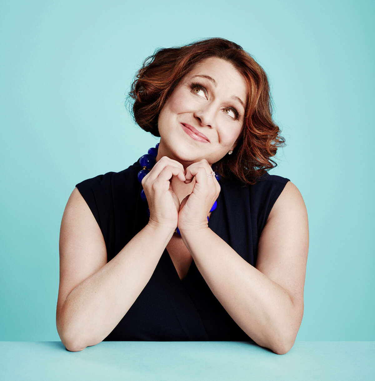 """Jennifer Weiner, author of """"Hungry Heart, Adventures in Life, Love, and Writing"""" will speak about her book and sign copies on Wednesday, Oct. 19, at the Jewish Community Center/Staenberg Family Complex as part of the annual St. Louis Jewish Book Festival."""