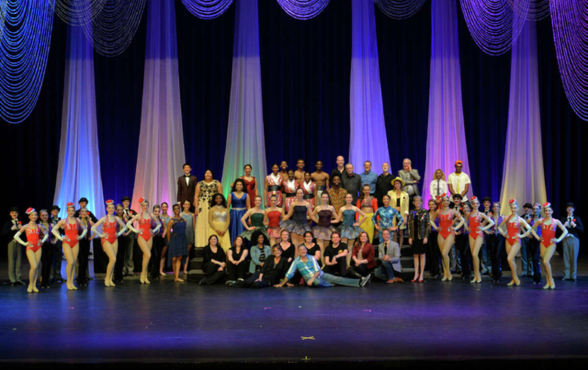 Performers from past St. Louis Teen Talent Competitions