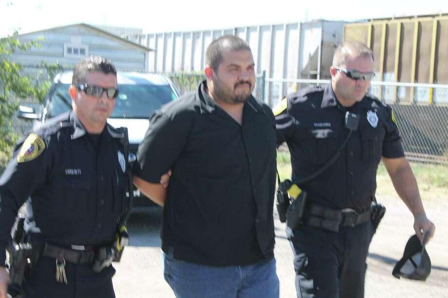 Juan Ontiveros, a San Antonio Uber driver, has been accused of sexually assaulting a passenger. Photo: Fares Sabawi /San Antonio Express-News / San Antonio Express-News