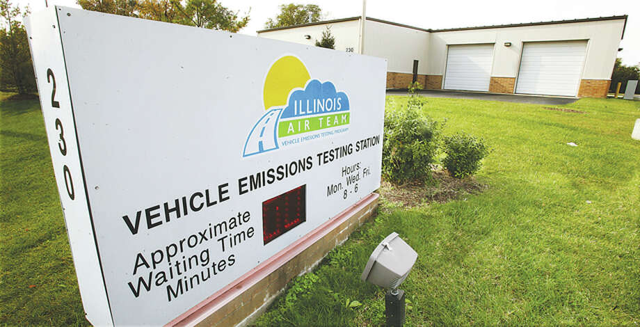 The Wood River Vehicle Emissions Testing Station, 230 N. Old St. Louis Road, closes permanently Nov. 1. Since the facility only is open on Mondays, Wednesdays and Fridays, that leaves only Oct. 26, Oct. 28 and Oct. 31 for motorists to get their vehicles tested at that location.