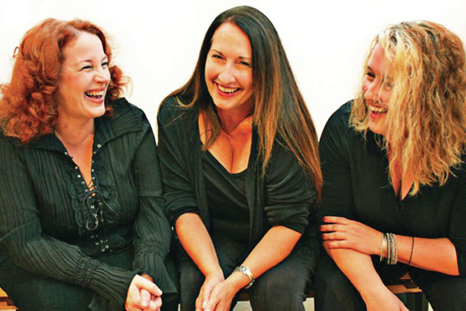 Lynne Rothrock, from left, Jane Pini, and Janelle Lauer make up the group Divapalooza, part of Greater Alton Concert Association's 2016-2017 season.