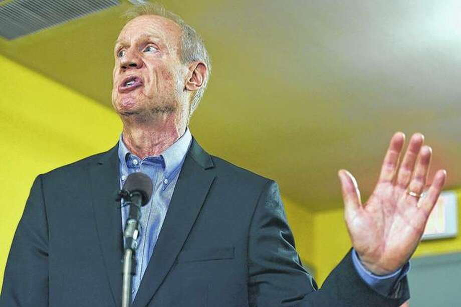 Gov. Bruce Rauner on Friday formally called on legislators to send a school funding proposal to his desk. The governor has said he planned to use amendatory veto powers to remove a portion of the bill that calls for taking over the pension debt for Chicago Public Schools.