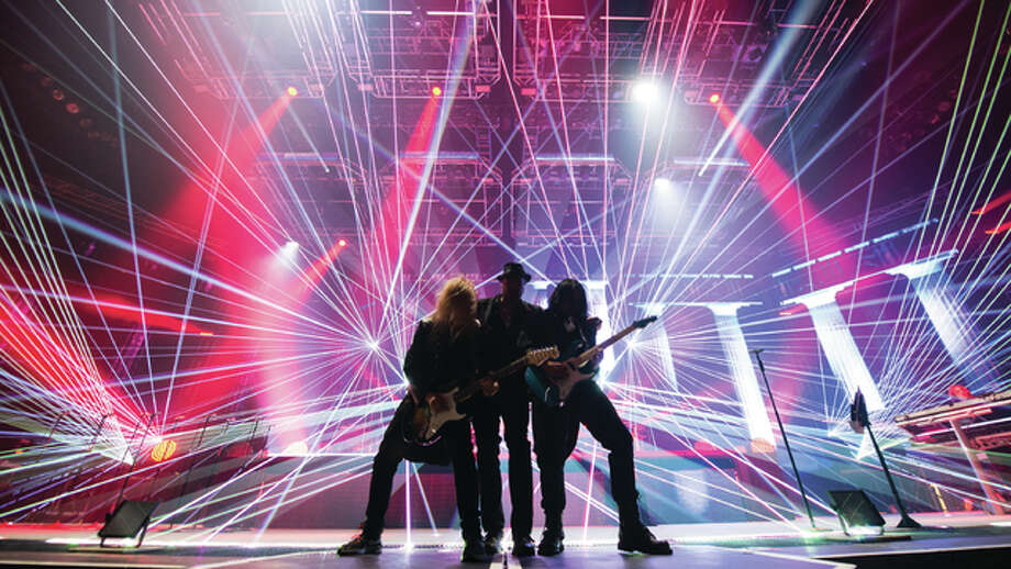 "Trans-Siberian Orchestra's rock opera ""The Ghosts of Christmas Eve"" debuted last year to rave critical and fan reviews, and features such enduring fan-favorites as ""Christmas Eve/Sarajevo 12/24,"" ""O' Come All Ye Faithful,"" ""Good King Joy,"" ""Christmas Canon,"" ""Music Box Blues,"" ""Promises To Keep"" and ""This Christmas Day."" Photo: Photo Credit Jason McEachern