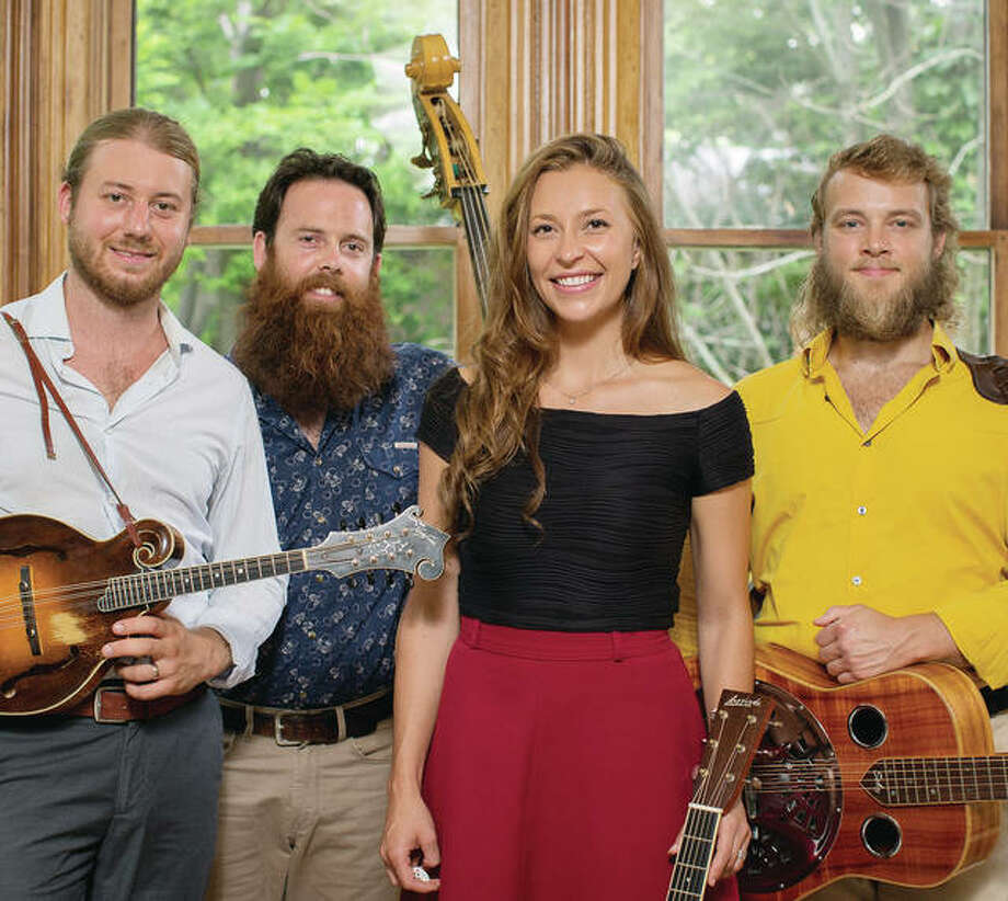 Lindsay Lou and the Flatbellys will be among six bands performing Saturday during SamJam: Umplugged on the Prairie at the Macoupin County Fairgrounds. Photo: Handout Photo