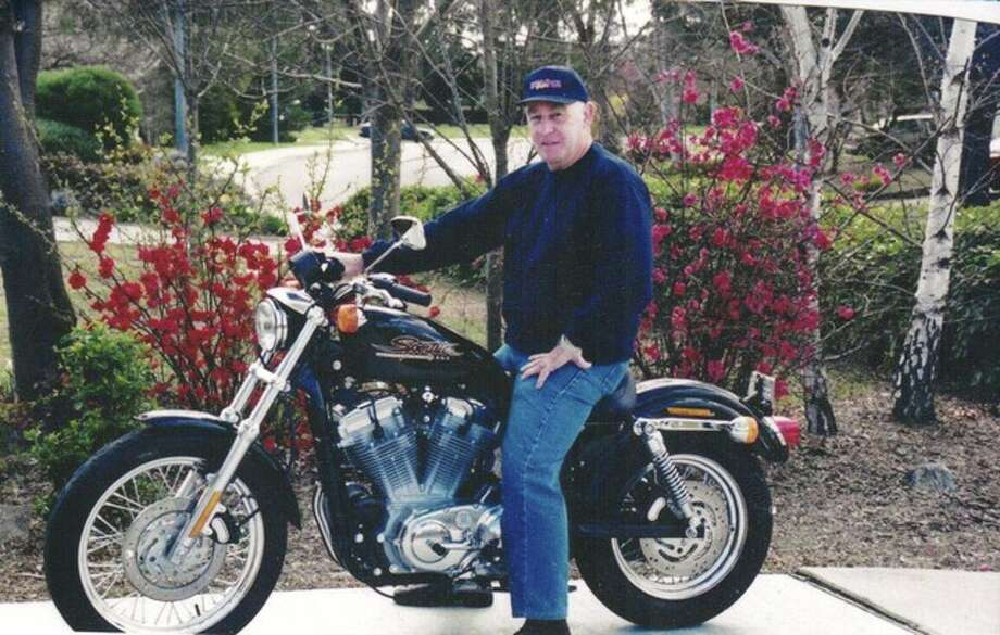 Ringering had a passion for riding his motorcycle.