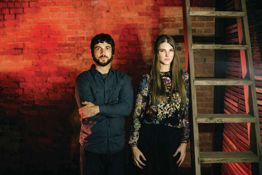 Clint Thomson and Karen Bridges, the duo behind the Bloomington-based Stone & Snow, will perform Saturday during Bookstock at Jacksonville Public Library. Photo: Handout Photo