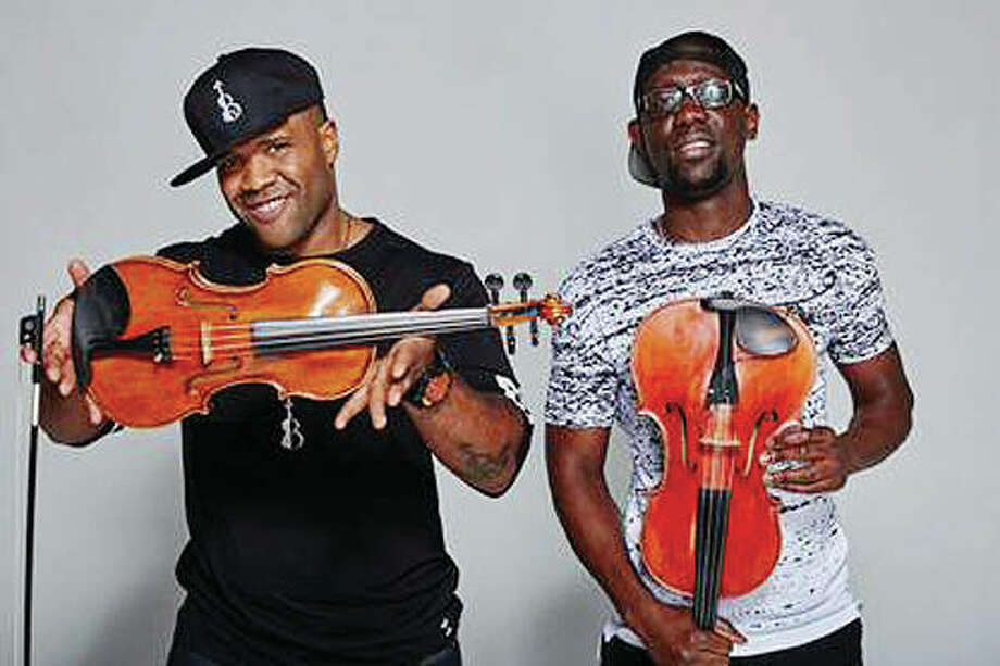 Black Violin Photo: Handout Photo