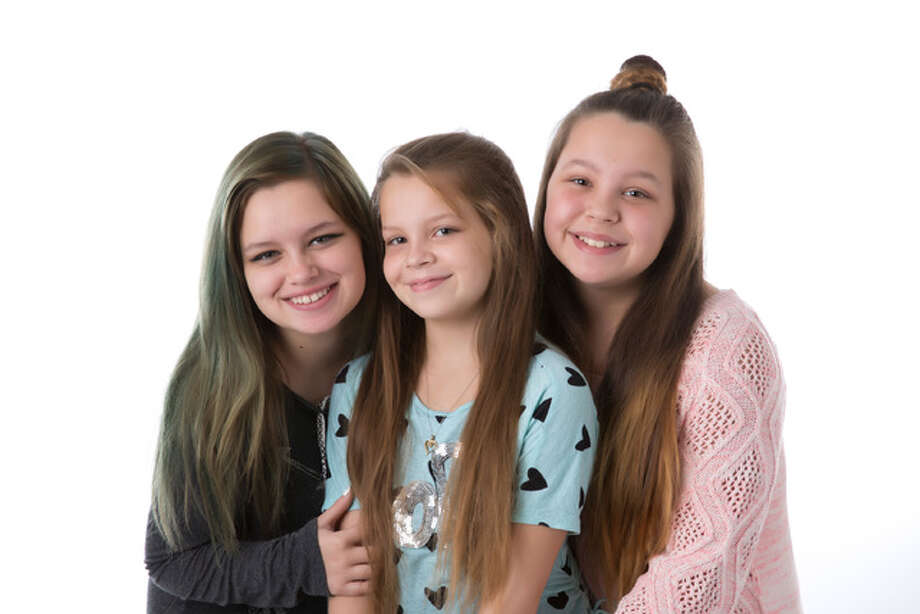 Courtney, Jessica and Michelle are looking for a forever family.