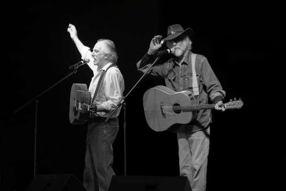 Brewer and Shipley, as well as Poco, will perform April 29 in the continuing Mississippi River Festival Revisited concert series, at Lewis and Clark Community College's Hatheway Cultural Center in Godfrey. Photo: For The Telegraph