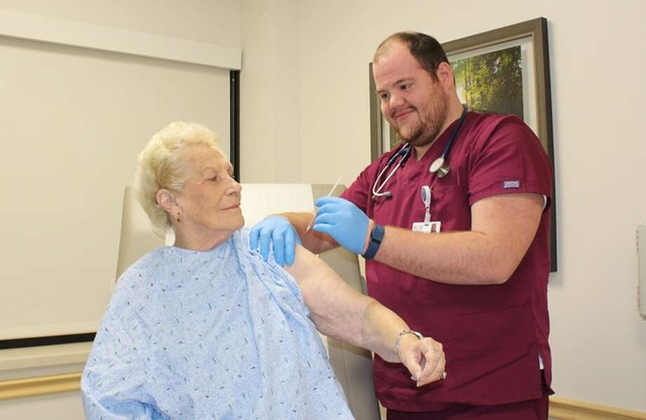 To schedule a flu vaccination, or for more information, call OSF Saint Anthony's Physician Group at (618) 462-2222.