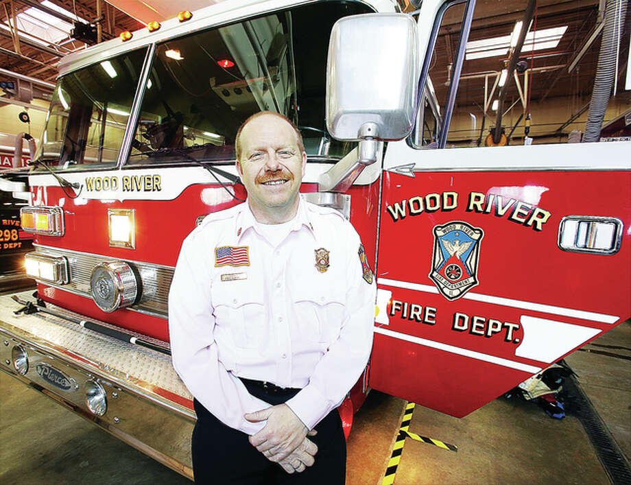 Wood River Fire Chief Steve Alexander, who has led the Wood River department for more than three decades, is calling it quits. Alexander has no immediate plans for his retirement except working on projects around his house.