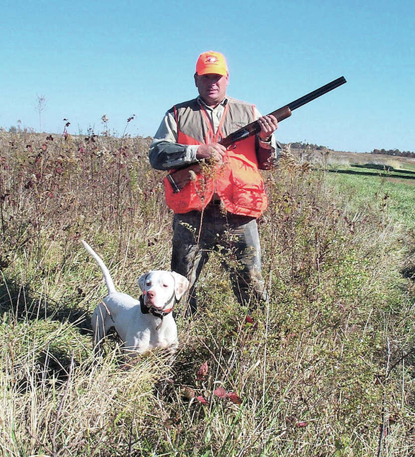 Bird hunters may benefit from an extended controlled pheasant hunt. Photo: Curt Hicken | For The Telegraph