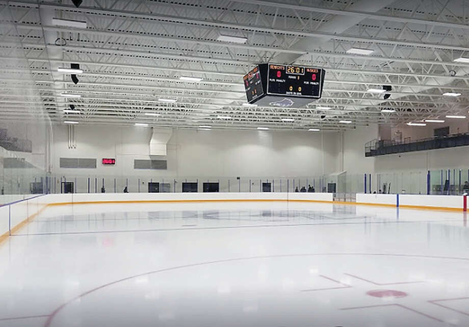 The new McKendree University Metro Rec Plex in O'Fallon is the new home ice for the McKendree University women's and men's hockey teams. Photo: McKendree Athletics