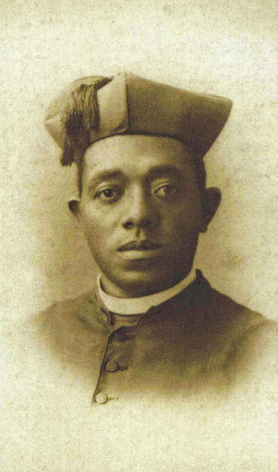 Augustus Tolton was the Catholic Church's first African American priest. He was born a slave in Missouri before his mother fled with her three young children to Quincy. Photo: Photo Provided