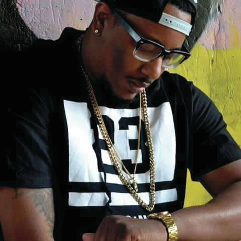 Jay Love, pictured, of Alton, will perform Saturday at special event Lovers and Friends Valentine's Day Party, presented by Loyalty Lifestyle and hosted by Alton rapper Lo Vett at The Blue Note Lounge, Alton.