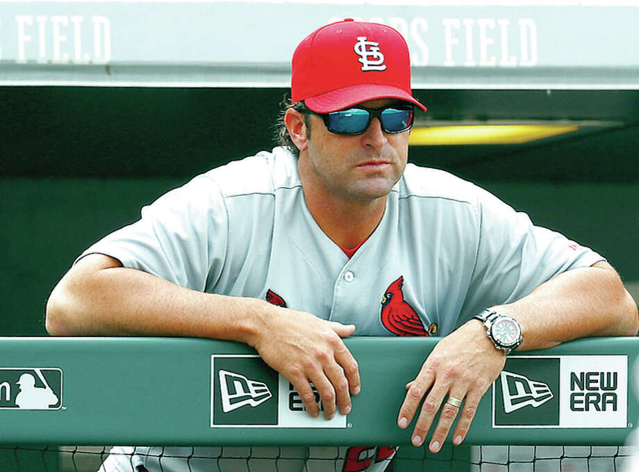 A return to playoffs is the goal for the Cardinals and manager Mike Matheny for the 2017 season. Photo: AP File Photo