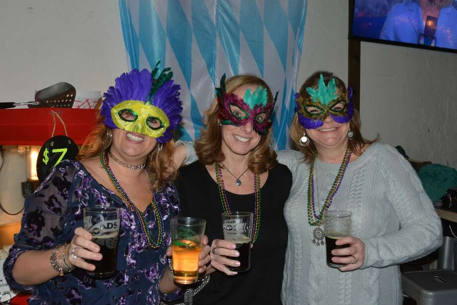 The Hops Company in Derby held a Mardi Gras party on February 9, 2018. Guests enjoyed beer releases, an ice luge and more. Were you SEEN? Photo: Vic Eng / Hearst Connecticut Media Group
