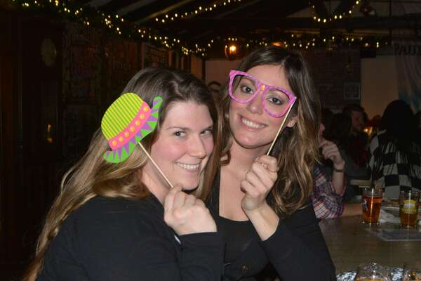 The Hops Company in Derby held a Mardi Gras party on February 9, 2018. Guests enjoyed beer releases, an ice luge and more. Were you SEEN?