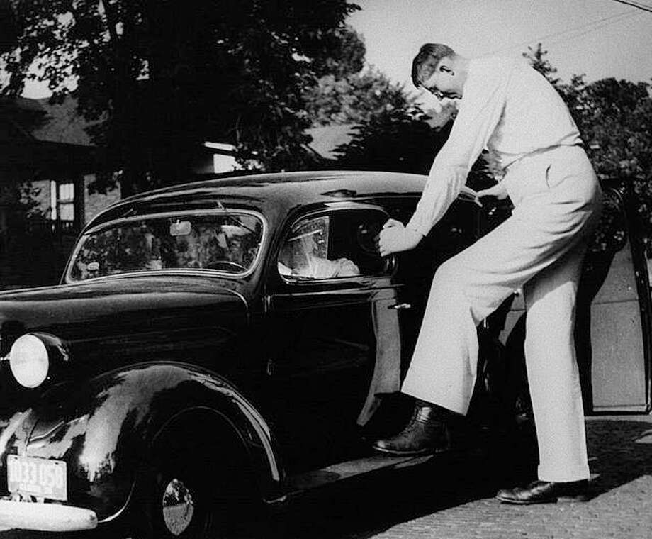 For Robert Wadlow, even the most simple tasks could be an adventure.