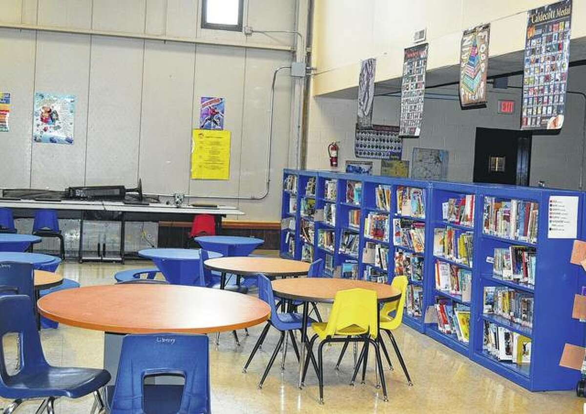 The Bluffs school board is looking into renovation projects that will update the district's junior high and elementary school buildings, including remodeling the district's media center.
