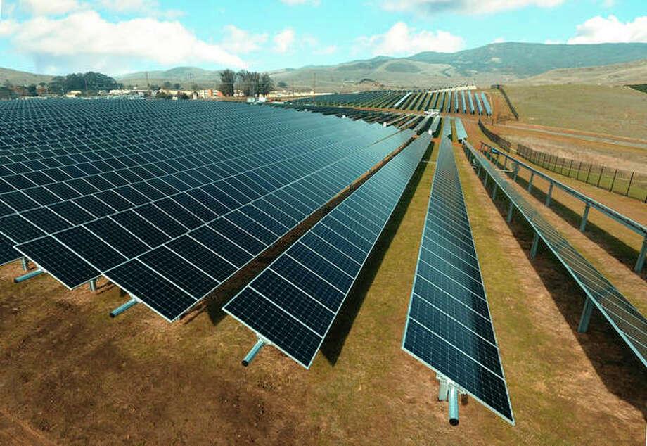 REC Solar via AP