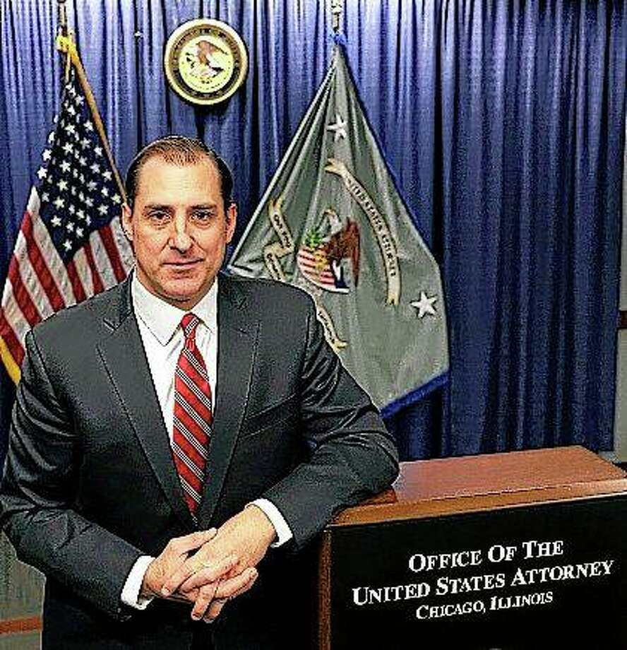 John R. Lausch Jr., the new U.S. attorney for the Northern District of Illinois, says President Donald Trump never tried to speak to him before the president nominated him for the position. He said he has still not spoken to the president and has not been given any instructions by Attorney General Jeff Sessions to change the priorities of the office. Charles Rex Arbogast | AP