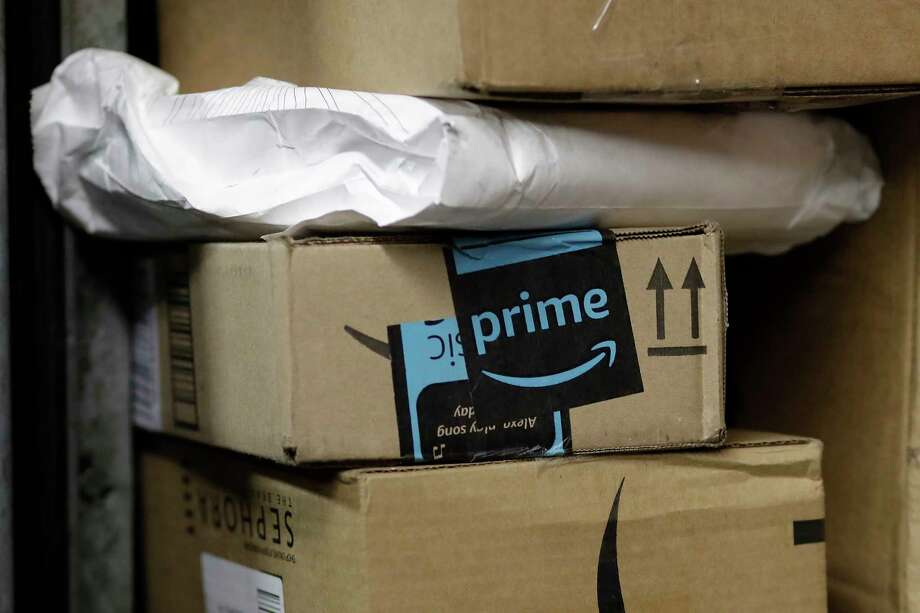 Amazon to postpone Prime Day sales event until fall amid surge in online orders during COVID-19 Photo: Mark Lennihan, STF / Copyright 2017 The Associated Press. All rights reserved.