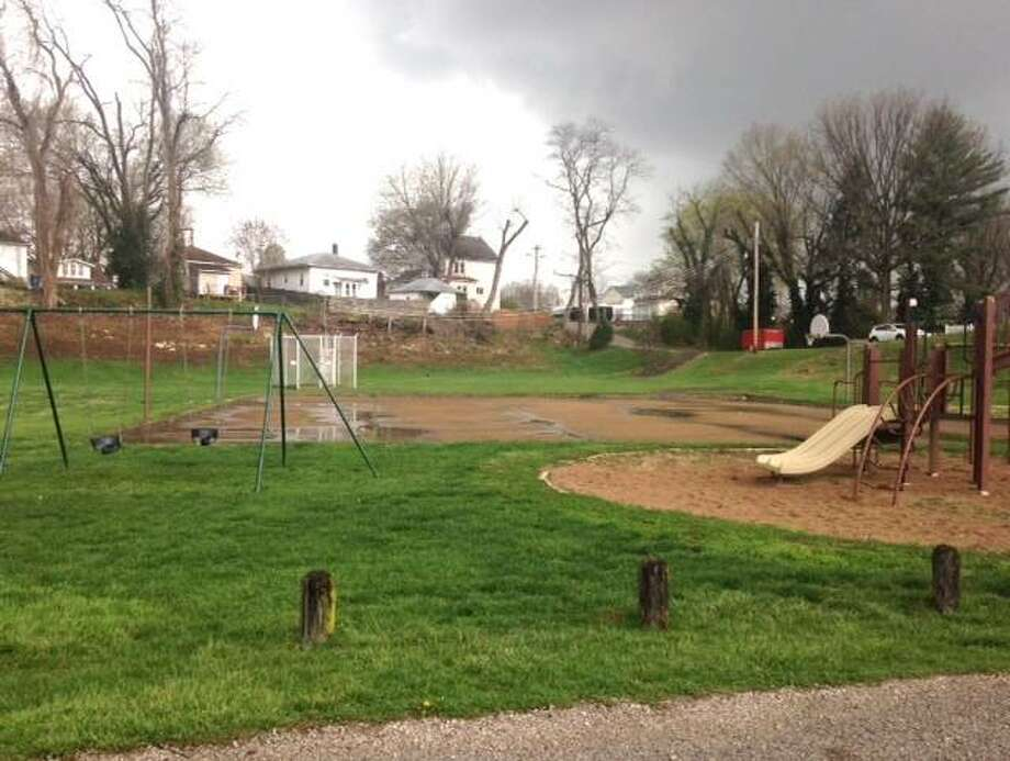 Norside Park, east of State Street at Rozier Street in Alton, will get $30,000 in improvements soon, funded by a county-administrated grant. Linda N. Weller l The Telegraph.