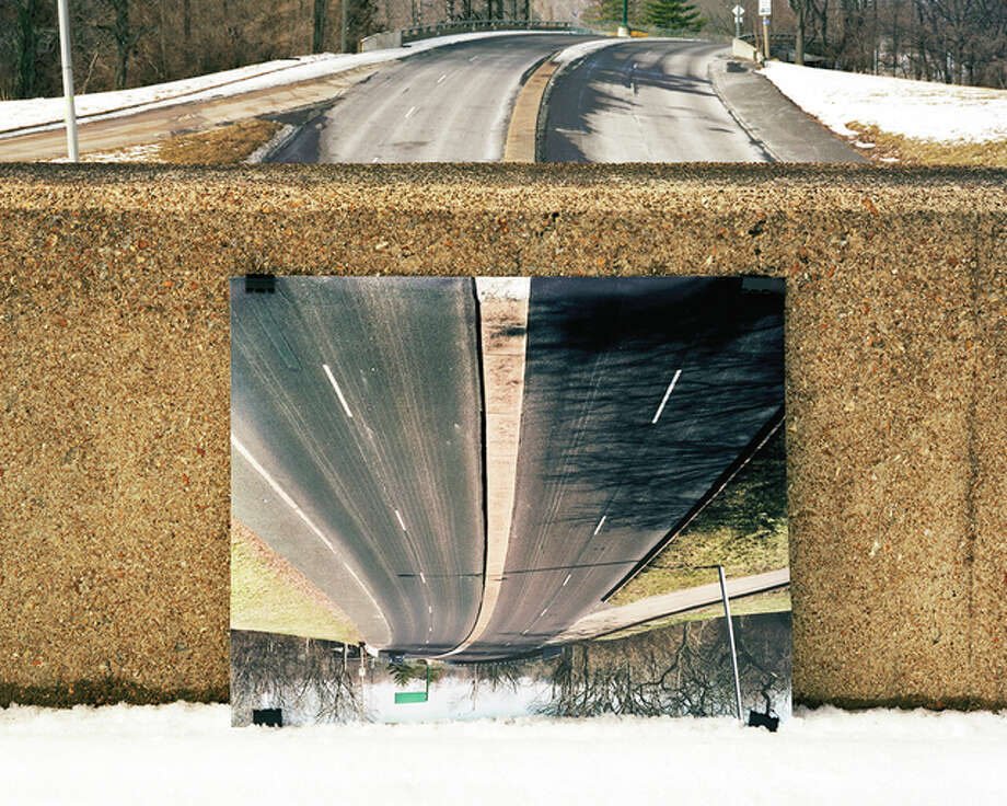 "Art — including ""Untitled (Highway 2)"" — by St. Louis photographer Peter Gifford will be featured through Dec. 11 in MacMurray College's Applebee Gallery on campus. Photo: Submitted Photo"