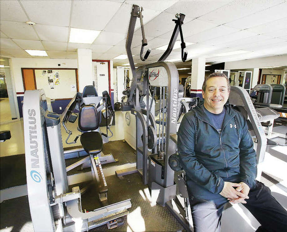 Tom Maxwell is the new owner of The Max Sports, located in the former Metro Sports building on North Henry Street in Alton. Maxwell has plans for some major improvements to such physical aspects of the business as new roofing, lighting and recreational equipment, but also plan to expand the role of the facility in the community. Photo: John Badman | The Telegraph
