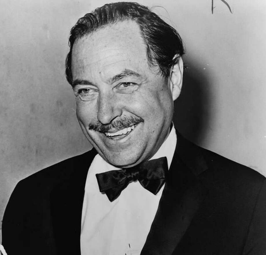 Tennessee Williams Photo: For The Telegraph