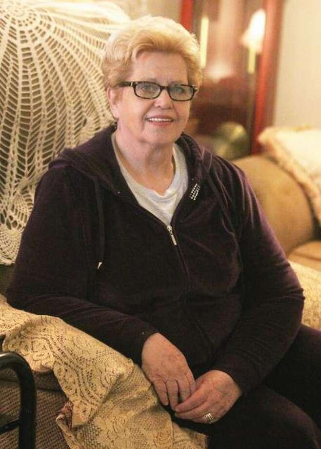 South Roxana Mayor Barbara Overton.