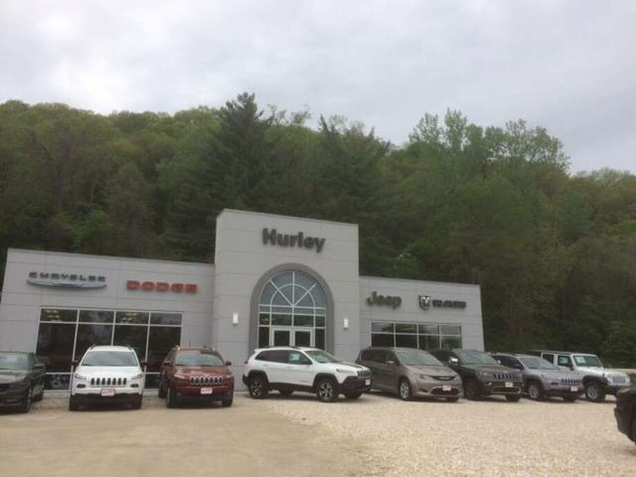 The Hardin location of Hurley Dodge Photo: For The Telegraph