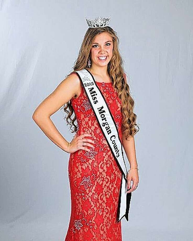 The 2015 Morgan County Fair queen, Abby Elise Tomhave, will be one of 70 contestants in the Miss Illinois County Fair queen pageant on Jan. 14-17. She will be competing on Saturday at 1 p.m. at the Crowne Plaza Hotel in Springfield. Admission is $10. Miss Tomhave, 19, is a freshman at the University of Illinois; she is majoring in animal science with plans to pursue a career in the agriculture industry. Her parents are John and Sherri Tomhave of Jacksonville. For more information go to www.missillinoiscountyfair.com Photo: Submitted Photo