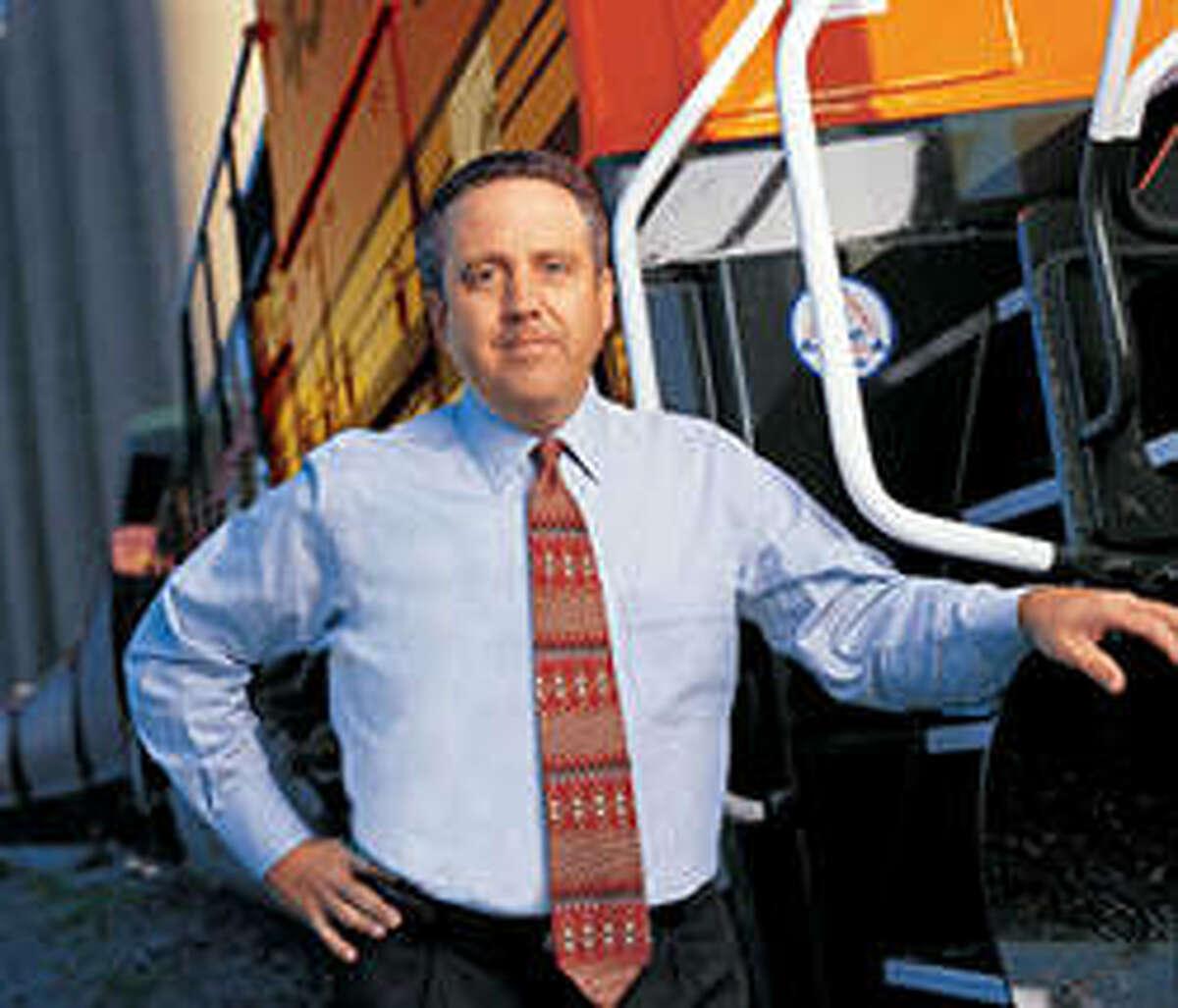 BNSF Railway Executive Chairman Matthew Rose