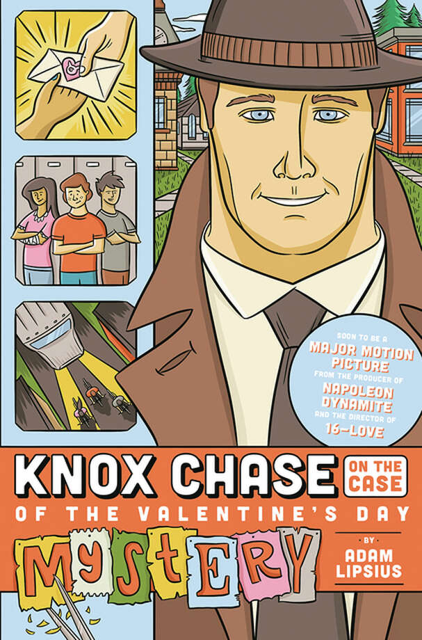 """Knox Chase on the Case of the Valentine's Day Mystery"" can be purchased at www.amazon.com and most book sellers. For contest details and rules or to audition, visit www.knoxchasemovie.com. For The Telegraph"