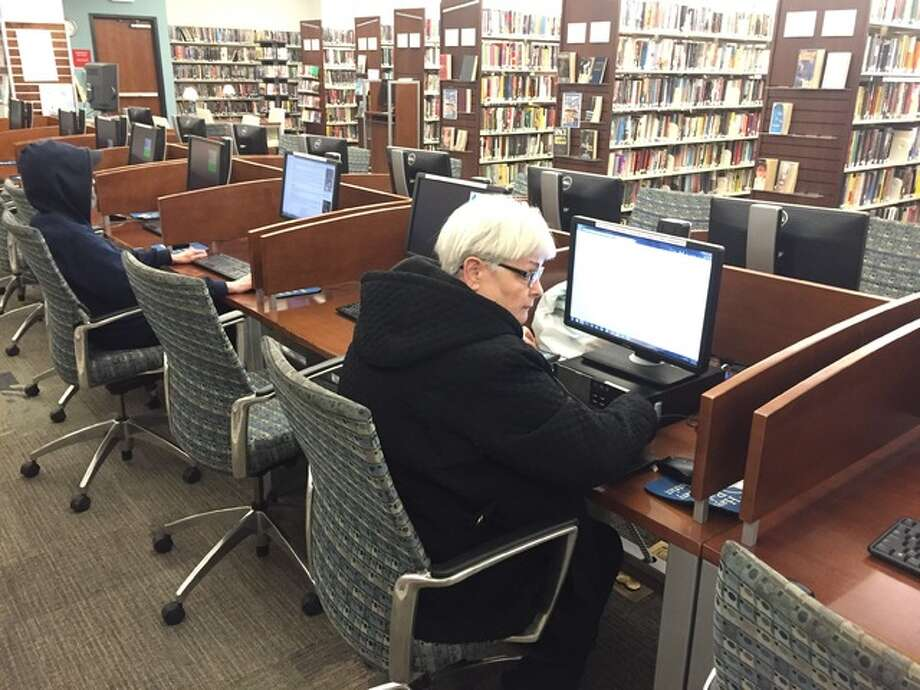Those looking to quickly improve their online know-how are in luck; the Hayner Library offers a series of computer classes that teach the public how to use various social media services.