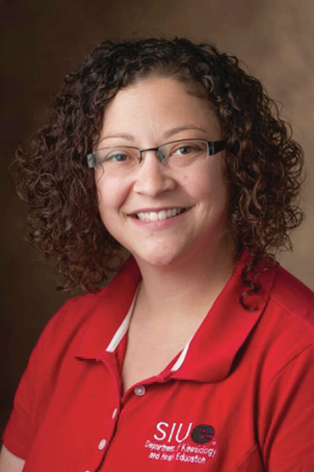 Dayna Henry, assistant professor in the community health education program in the Department of Applied Health in SIUE's School of Education, Health and Human Behavior. Photo: For The Telegraph