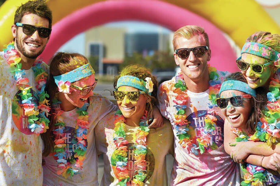 The Tropicolor World Tour enhances the experience that Color Runners already know and love with an all-new Tropicolor Zone on course where participants will be bathed in a tropical array of colors and island scents as they pass through palm trees, arches and island-style music.