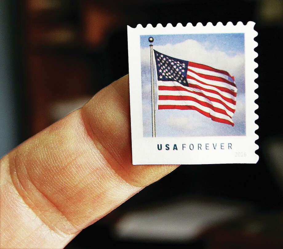 For the first time since 1919, the cost of a first-class postage stamp will drop from 49 cents to 47 cents across the country. The cost of a postcard stamp will decrease by one cent. It is only the third time in the history of the postal service that there has been a decrease in postal rates.
