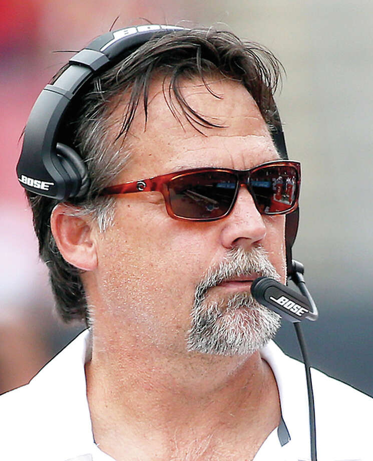Rams head coach Jeff Fisher Photo: File Photo