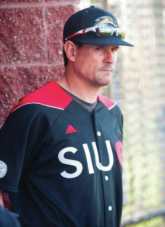 Tony Stoecklin has been 'reassigned' and is no longer the baseball head coach at SIUE. Photo: SIUE Athletics