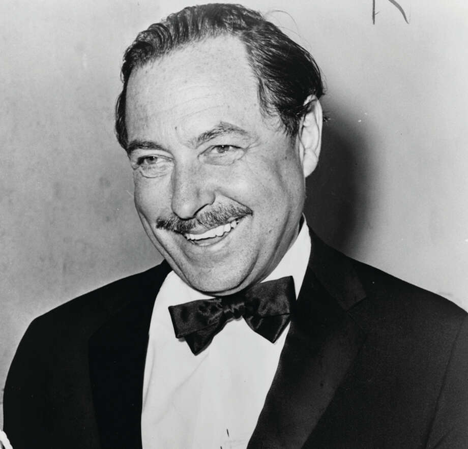 "Tennessee Williams spent his formative, college and early work years in St. Louis. He worked at the city's International Shoe Co., in-between times of study at the University of Missouri Columbia and Washington University. His home life in St. Louis formed the basis of ""The Glass Menagerie."" Williams is honored with a star on the St. Louis Walk of Fame, and his grave is in St. Louis' Calvary Cemetery. After college he moved on — eventually to places including New York, Los Angeles and New Orleans. Photo: For The Telegraph"